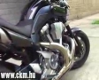 Laska i Yamaha MT-01