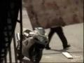 Backflip wypadek na motocyklu