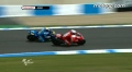 MotoGP 2010: Najlepsze akcje wyścigu w Hiszpanii na torze Jerez