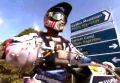 85-metrowy skok motocyklem nad przepaścią