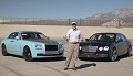 Bentley Flying Spur kontra Rolls-Royce Ghost