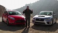 Nowe Subaru WRX kontra Ford Focus ST