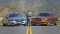 Mercedes-Maybach klasy S kontra Bentley Mulsanne Speed